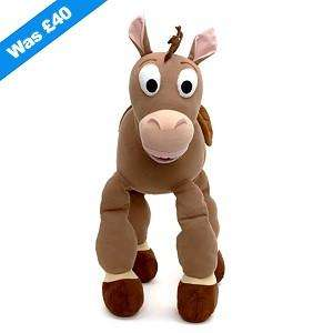 Bullseye 60cm large soft toy from the Disney Store £20 rescued from £40 (poss free del)