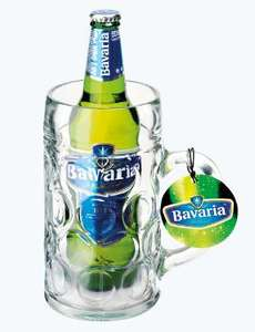 Bavaria Beer & 1L Glass Stein Gift Set £5.99 at Lidl