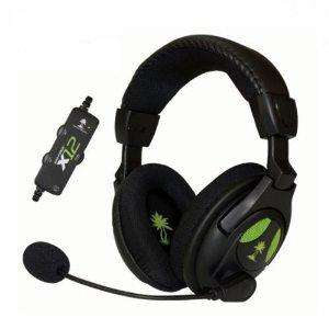 Turtle Beach - Ear Force X12 Headset - £30 delivered @ Asda Direct (Back in Stock)
