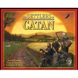 Settlers of Catan @ Amazon - £19.95