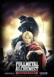 Fullmetal Alchemist Brotherhood Complete Series Collection (Episodes 1-64) @ Amazon