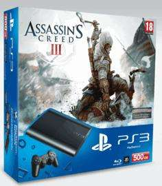 PS3 500gb super slim + Black ops 2, fifa 13, NFS most wanted, assassins creed 3 + Turtle beach headset + The Amazing Spiderman film DLC £299.99 @ Game online and instore