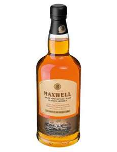 Maxwell 33yr old single malt for £39.99 at Lidl