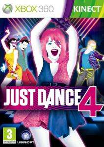 Just Dance 4 Xbox 360/Ps3 £17.99 Wii £14.99 @ Zavvi