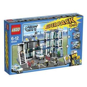 Lego Police super pack half price at Toys 'r' Us - £92 of kits for £40!
