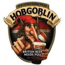 Send your real ale drinking chums a Hobgoblin Christmas ecard