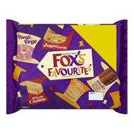 Fox's Favourite Biscuits 400g only 50p delivered @ Post Office shop