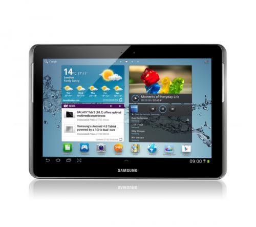 """Currys - SAMSUNG - Galaxy Tab 2 10.1"""" Tablet - 16 GB + case  £270.99 + cashback"""