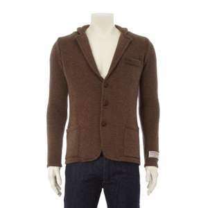 William Hunt Mens Knitted Blazer £59.99 incl delivery RRP £200 @ tkmax.com