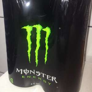 4 Pack Monster Energy £3 Co-operative.
