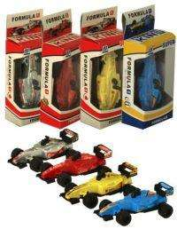 F1 Racing cars 89p + 2.25 pp concord