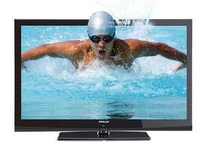"""Finlux 42"""" 3D FullHD TV with 8 pairs of glasses - Gadget Show Special - £329.99"""