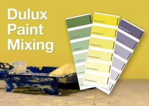 FREE Dulux Paint Tester   - with promotional code