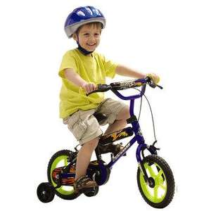 "Toysrus Avigo Blue 12"" Bike halfprice now £24.99 - a further £5 off if you spend over £30 online (code)"