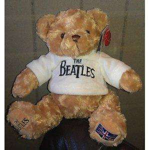 Keel Toys 25cm The Beatles Bear now £4.85 del @ Amazon