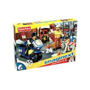 Fisher Price Imaginext Advent Calendar only £7.99 instore (was £24.99) at Smyths Toys