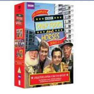 Only Fools and Horses Boxset, Complete Series 1-7, Was £100 Now £25 at HMV Instore!