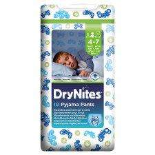 Drynites Pyjama Pants 4-7 years at Asda