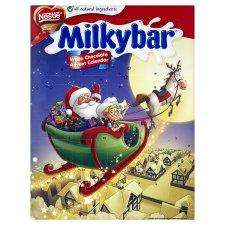 Nestle Milkybar Advent Calendar 85G Tesco online and instore
