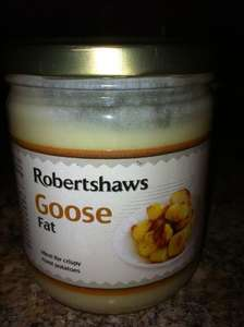 Goose Fat, Large 320g Jar £1.39 @ Home Bargains