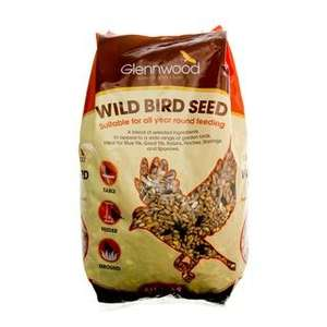 Wild Bird Seed 1.5kg from b&m stores 89p