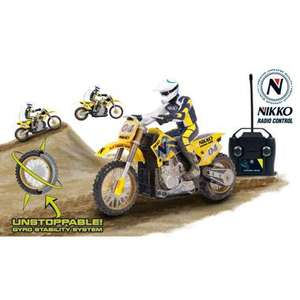 Remote Control Motorbike was £39.99 now £24.99 @ Smyths Toys