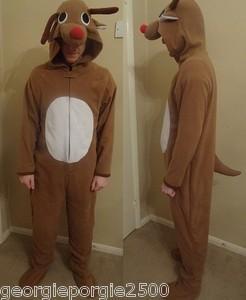 Reindeer Onesie (ideal attraction!) - £12 instore at Primark