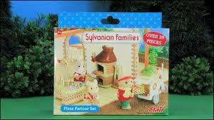 Sylvanian family pizza parlour set £6.50 in store tesco
