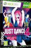 Just Dance 4 (Plus FREE download music track) for £22.85 @ Shopto.net