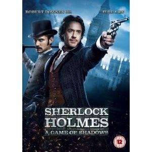 Sherlock Holmes 2 - A Game of Shadows DVD in store or online at Sainsburys Enterrtainment