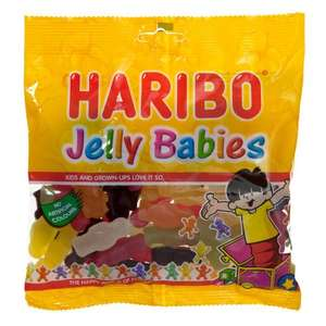 Haribo Jelly Babies (285g) NOW ONLY 99p @ B & M