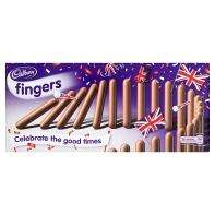 Cadbury's fingers £1 at ASDA