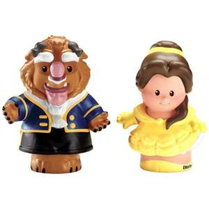 Little People Disney Princess two pack £6.95 collect at store John Lewis
