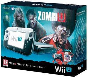 wii u console: 32gb zombiu premium pack - £319.99 @ IWOOT (in stock)