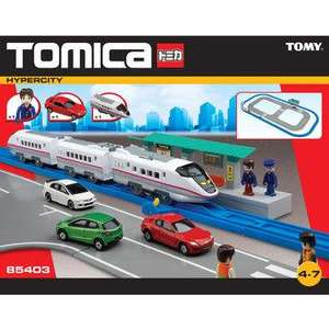 Tomica City Train and Car Express Set - £9.99 Toys R Us