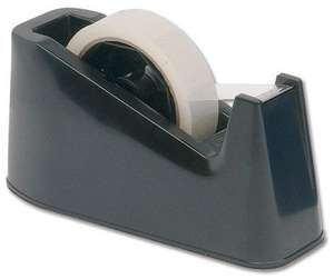 5 star Heavy duty sticky tape dispenser @ Aldi £1.99. In Store now. tape included