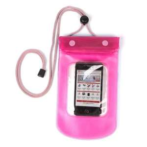 Waterproof bag for iphone/camera/mp3 etc £1 @ Asda in store only