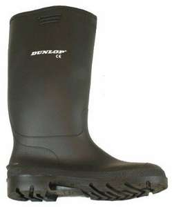 Mens Dunlop Rubber Wellies Sizes 6-12 Amazon UK
