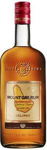 Mount Gay Rum £13 a bottle from ASDA online and in store.