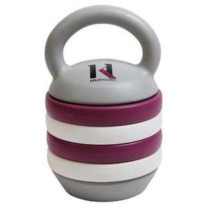 Kelly Holmes Kettle Bell at Tesco £10