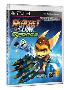 Ratchet and Clank QForce - £12.95 @ Zavvi