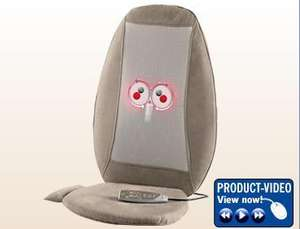 Shiatsu Chair Cushion only £39.99 at Lidl (From 10th Dec)