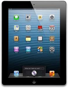New iPad 4th Gen £369.99 eBay deal of the day via photodirect / ebay (Cyber Monday)