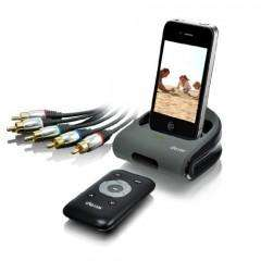 Dexim AV Dock with remote for iPhone only£18.99 delivered+free speaker with every order @ orangeaccessories