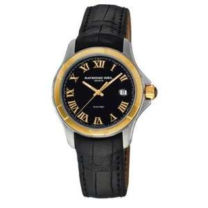 Raymond Weil Gents Automatic Two Tone Parsifal Watch HALF PRICE for £1125.00 @ Marketcross Jewellers