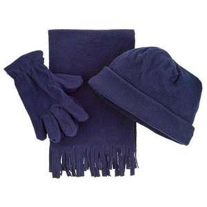 kids scarf hat and gloves poundland £1