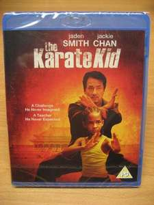 The Karate Kid Movie Blu-Ray Disc PAL 1080p Full HD Sealed NEW £2.99 @ eBay/ exclusive.outlet
