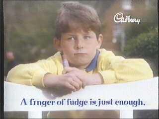 A Finger of Fudge (Cadburys)....12p instore @ Tesco (was 25p)