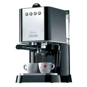 Gaggia Baby 74820 Coffee Maker, Black £99.99 @ Amazon