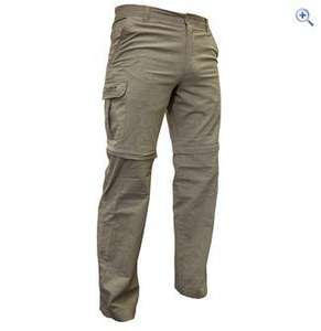 Regatta Marcher Zip-Off Trouser WAS £23 NOW £6.97 (Discount Card Holders) @ Go Outdoors